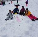 7. 2. 2019 - Sněhový den, žáci 1. stupně