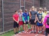 26. 9. 2017 - atletický čtyřboj, chlapci 8. a 9. ročníku