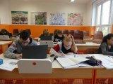 Učebna Ch, Fy, Př - žáci 9. ročníku