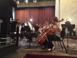11. 2. 2016 - výchovný koncert pro žáky 2. stupně