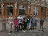 27. 6. 2017- putování za velrybou Varybou (Karlovy Vary), žáci 7. ročníku