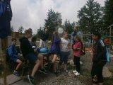 23. 6. 2017 - školní výlet 7. ročník, Lanové centrum Plešivec