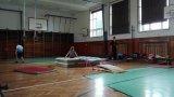 Parlamentářské spaní ve škole